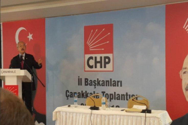 Kılıçdaroğlu: Yenikapı Manifestosunu herkese anlatacaksınız!