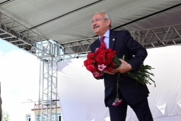 Kılıçdaroğlu,Kars'ta