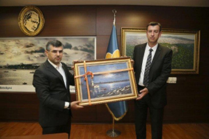 Kardeş Belediye Jajce'den Sultanbeyli'ye Ziyaret