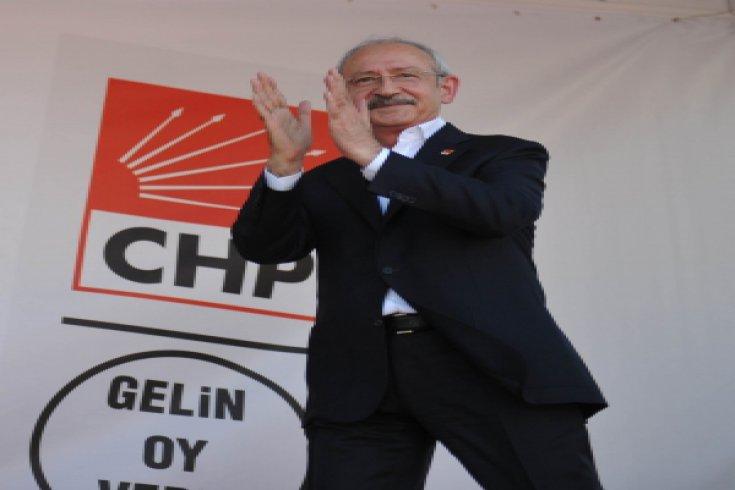 Kemal Kılıçdaroğlu, Balıkesir Mitingi Fotografları