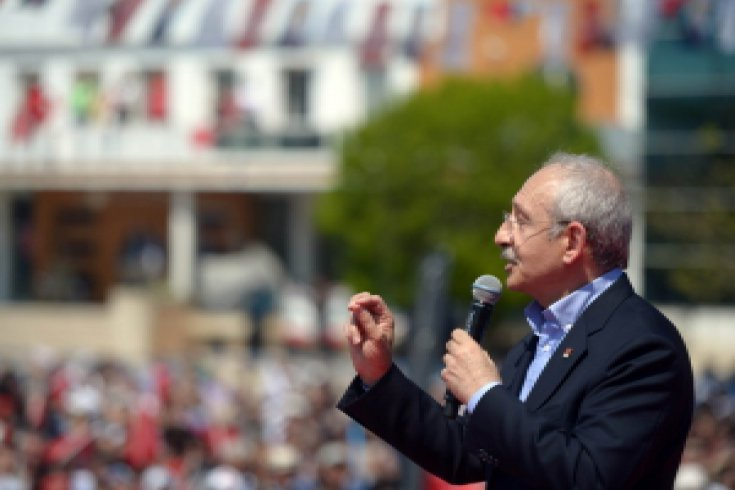 Kemal Kılıçdaroğlu, Edirne Mitingi