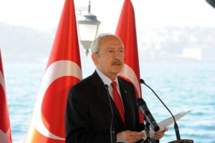 Kemal Kılıçdaroğlu, İstanbul'da basın toplantısı düzenledi