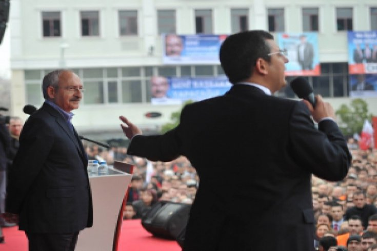 Kemal Kılıçdaroğlu Manisa Miting'i