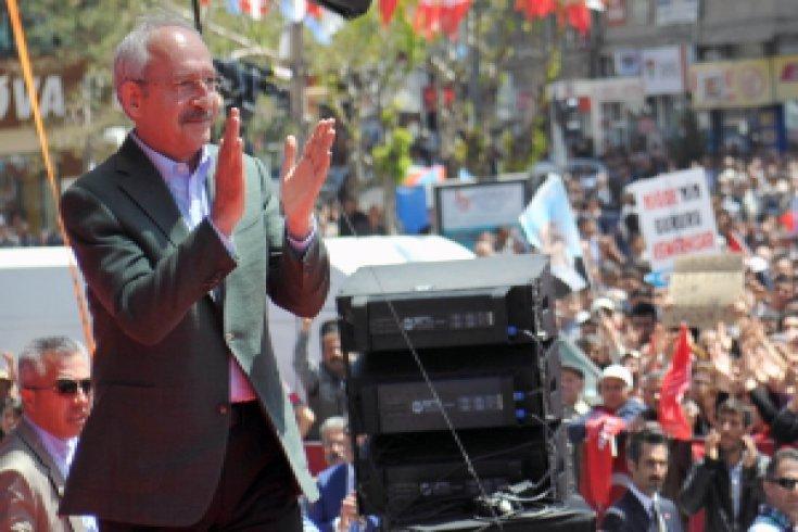 Kemal Kılıçdaroğlu, Niğde Mitingi