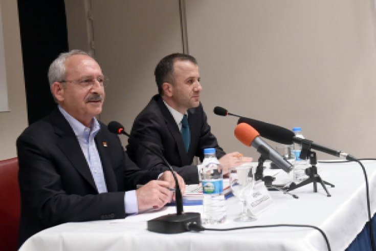 Kemal Kılıçdaroğlu, ODTÜ Mezunları buluşması