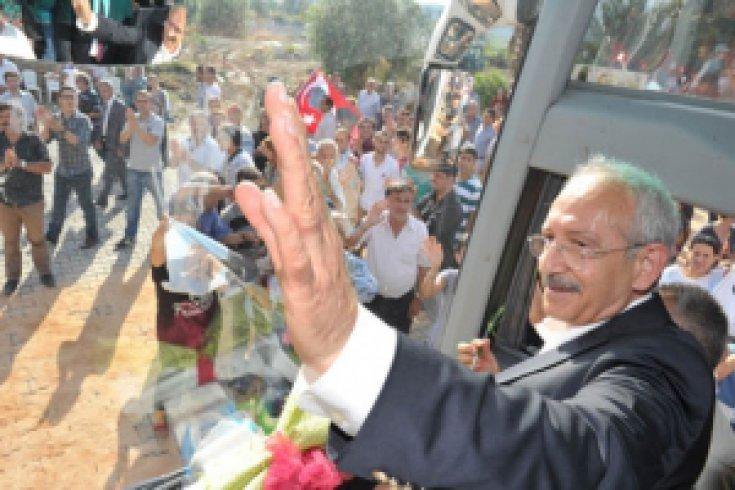 Kemal Kılıçdaroğlu, Samandağ'da