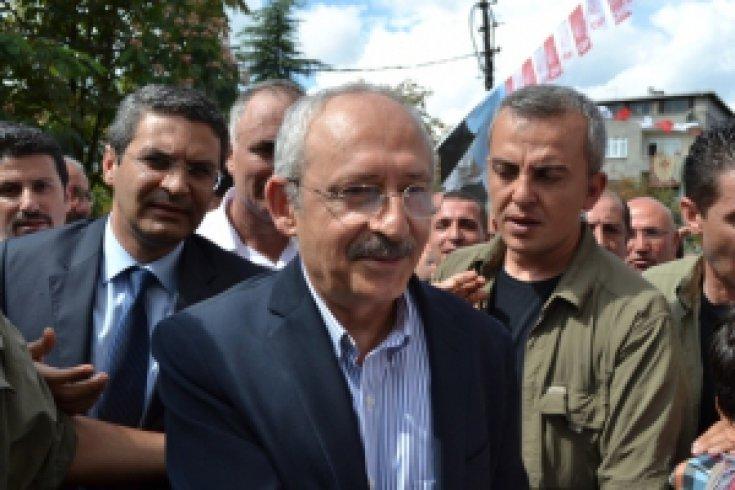 Kemal Kılıçdaroğlu, Sultangazi Bayramlaşması