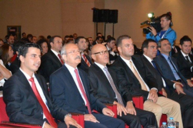Kemal Kılıçdaroğlu, 'Turizm Trendleri Zirvesi'de
