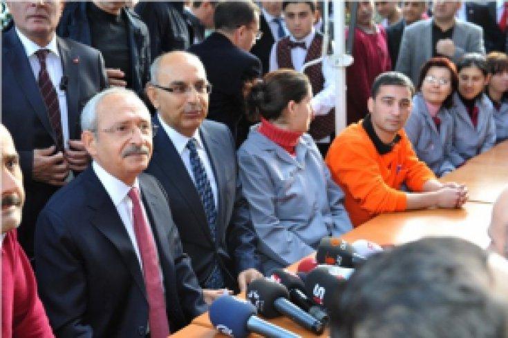Kılıçdaoğlu Bursa gezisi