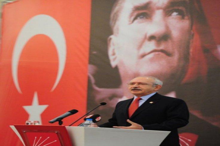 Kılıçdaroğlu, Belediye Başkanları toplantısında konuştu