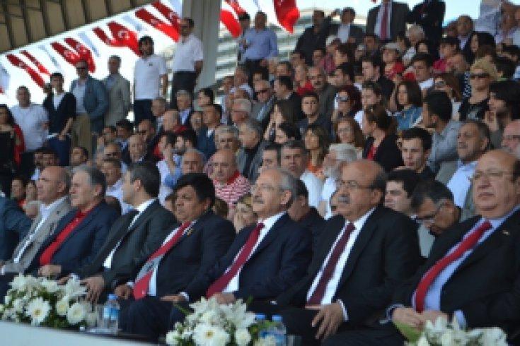 Kılıçdaroğlu ''Büyük Roman Buluşması''