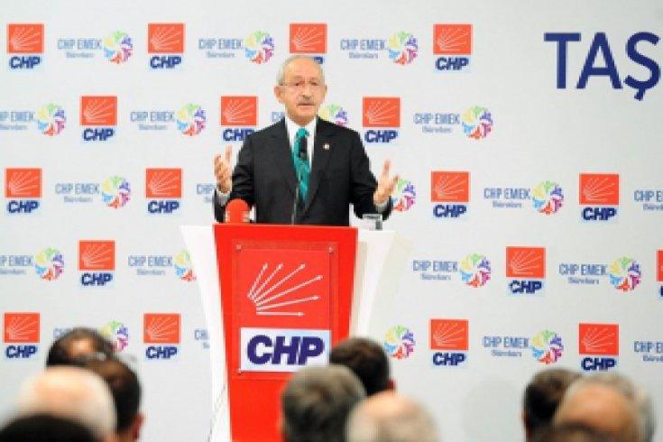 Kılıçdaroğlu, CHP Emek Büroları'nın hazırladığı Taşeron İşçilik Çalıştayı'na katıldı