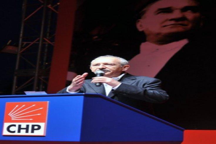 Kılıçdaroğlu, CHP İstanbul il koordinasyon merkezi açılışına katıldı
