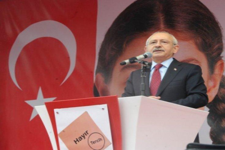 Kılıçdaroğlu: Çıksın söylesinler, hangi maddelerin terörle, ekonomiyle ilgisi var?