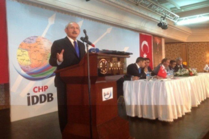 Kılıçdaroğlu, Gaziantep'de iş dünyasıyla buluştu