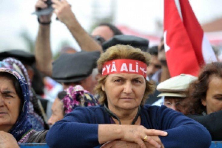 Kılıçdaroğlu Hacı Bektaşi Veli'yi Anma törenine katıldı