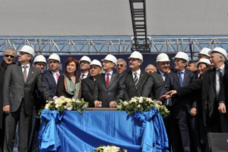 Kılıçdaroğlu İzmir yeni fuar alanı
