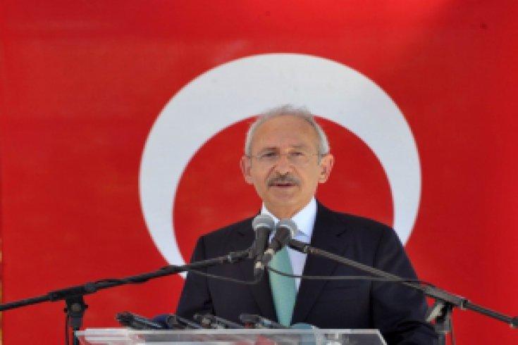 Kılıçdaroğlu İzmir'de Sanayii sitelerini gezmeye devam ediyor