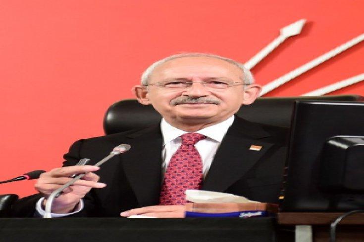 Kılıçdaroğlu, Parti Meclisi Toplantısında konuştu