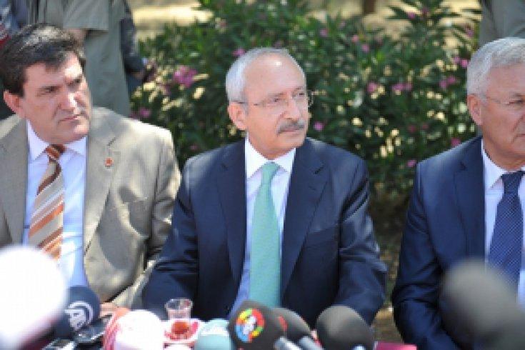 Kılıçdaroğlu Perşembe-Cuma günü İzmir'de…
