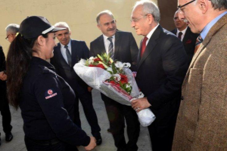 Kılıçdaroğlu, Silivri'de gazetecileri ziyaret etti