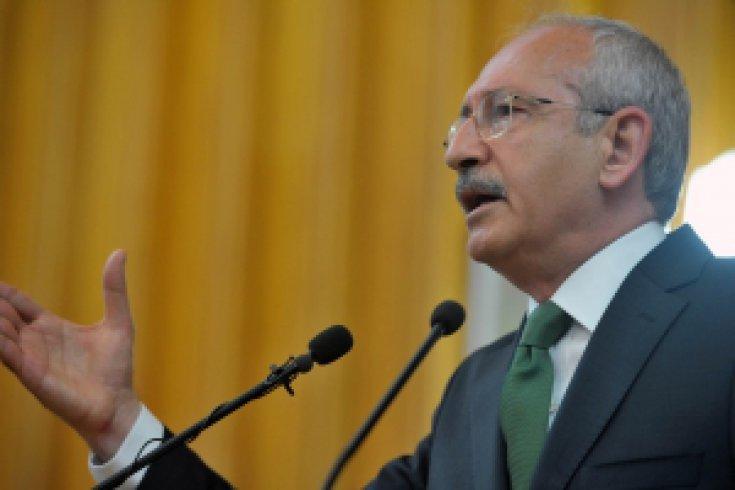 Kılıçdaroğlu: Uludere'de 34 yurttaşımızın ölüm emrini veren Başbakan'dır!