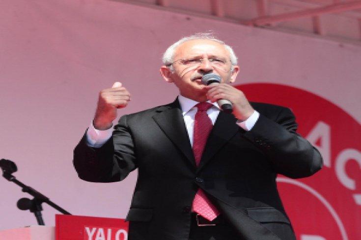 Kılıçdaroğlu, Yalova'da