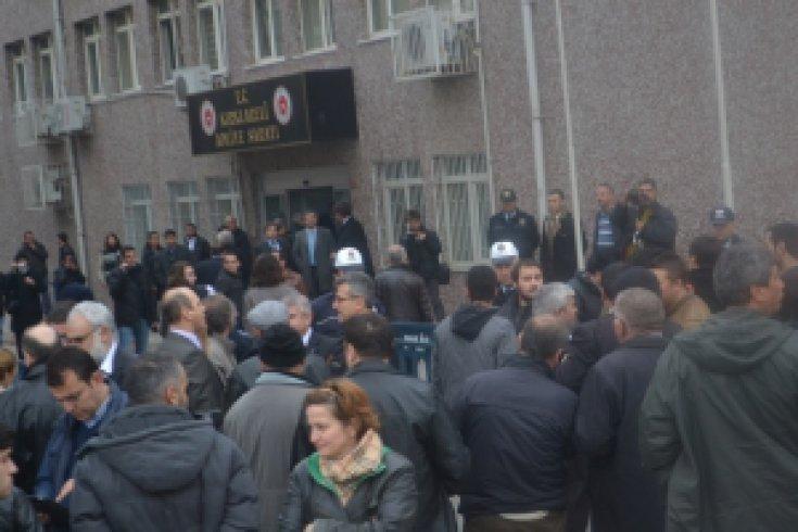 Kırlareli'de Gezi Davsı başladı