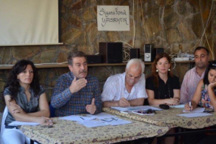 Konak'ta mahalle toplantıları