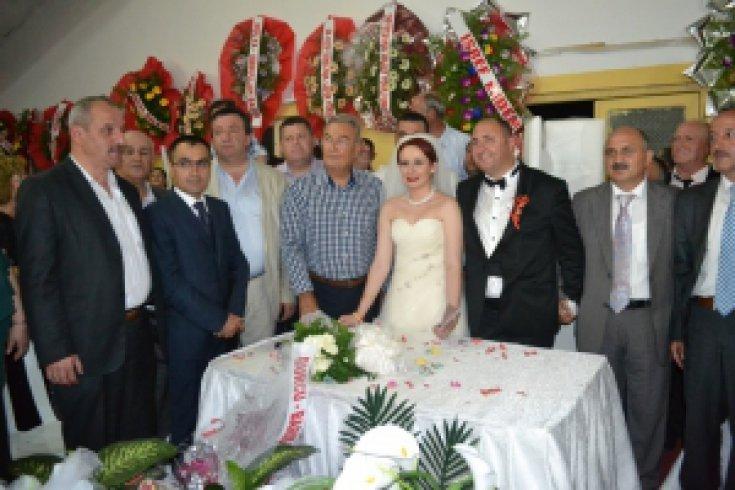 Ozan Sarısoy-Ezgi Yılmaz  Düğünü-Ayancık