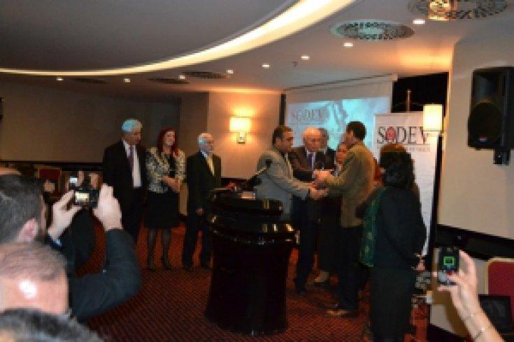 SODEV Ödül Töreni
