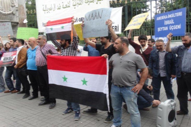 Suriye'de İştebrak'ta katliam var
