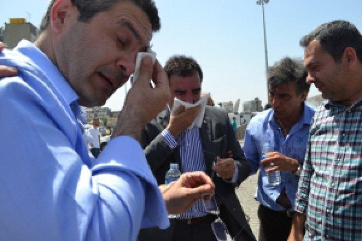 Taksim'de Polis Dehşeti