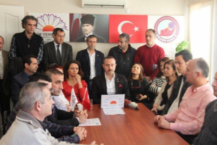 Tüm Yerel-Sen İzmir Büyükşehir'de toplu sözleşme görüşmelerine başladı