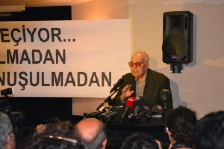 Yaşar Kemal: Bir nesli yok edecekler