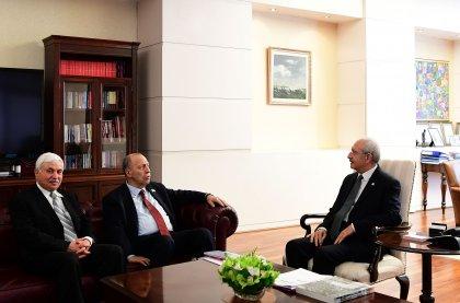 Kılıçdaroğlu, Temiz Seçim Platformu'nu kabul etti