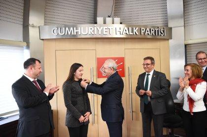 Kılıçdaroğlu, Ahıskalı dernek temsilcileriyle görüştü