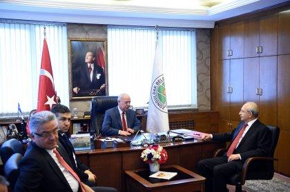 CHP Lideri Kılıçdaroğlu, Zonguldak Belediyesi ziyareti