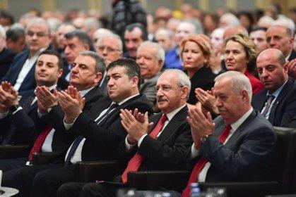 CHP Genel Başkanı Kemal Kılıçdaroğlu, Taşkömürü Çalıştayı'na katıldı