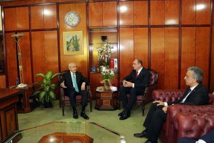 Kılıçdaroğlu, Eskişehir Sanayi Odası'nı ziyaret etti
