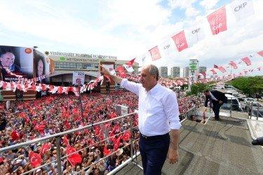 Muharrem İnce, Ankara Keçiören mitinginde halka seslendi