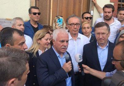İYİ Partili Koray Aydın'dan şaşırtan gaf: 'Liderimiz Devlet Bahçeli'