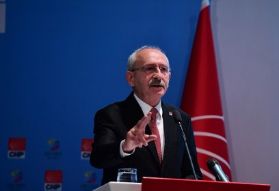 Kılıçdaroğlu EYT Çalıştayı'nda konuştu