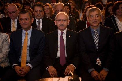 Kılıçdaroğlu, 14. Eczacılık Kongresi'nde konuştu