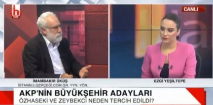 İmambakır Üküş: AKP'nin hiçbir seçimi tek başına kazanma imkanı yok