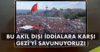 Gezi davasının ilk duruşması 24 Haziran'da Silivri'de görülecek: 'Olmayan suçun davası olmaz'