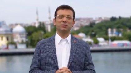 Ekrem İmamoğlu'ndan İstanbul'un fethinin 566. yıl dönümünde videolu mesaj