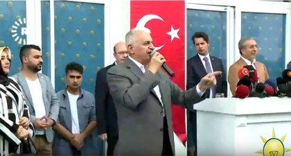 Binali Yıldırım: 'Kürdistan mebusu da vardı
