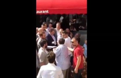 AKP'li Esenler Belediye Başkanı Tevfik Göksu, bu kez de iş bulamadığını söyleyen vatandaşa tepkisi ile gündemde