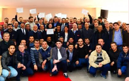 Ekrem İmamoğlu'ndan apartman görevlileri için eğitim programı müjdesi